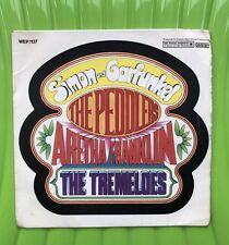 """CBS Special Products 7"""" EP WEP 1137 Aretha Franklin, The Tremeloes, The Peddlers"""