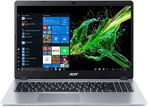 """2020 Newest Acer Aspire 5 15.6"""" FHD Laptop 8GB RAM, 500GB HD+ 128GB SSD  Silver"""