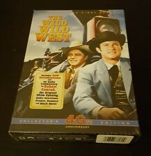 Wild Wild West: The Complete First Season (DVD, 40th Anniversary Edition) 1 NEW