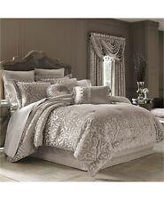 J. Queen New York King Comforter Set Sicily Pearl D03034