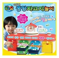 The Little Bus TAYO Talking, Sound Main Garage Play Toy Set -Korean TV Animation