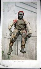 Daytona Florida~1905 Little Negro Boy ~ Sunny Jim