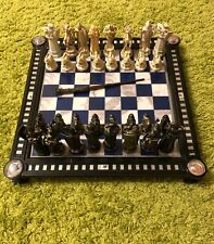 Chess Harry Potter, from original Dagastini Magazine from Russia, the whole set!