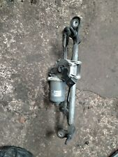 Vauxhall Corsa D Front Wiper Motor & Linkage  13182342 2008