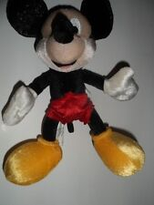 Mickey Mouse Small Plush NWT
