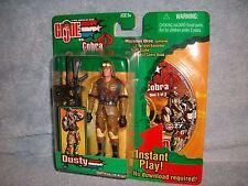 Dusty GI Joe vs Cobra Spy Troops Mission Disc #2  Instant Play PC Game New MIP