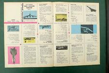 Mini-récit Spirou non monté 267 DANNAU Toute l'aviation française 2