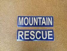 Imán reflectante de rescate de montaña de búsqueda y rescate imanes de servicio de emergencia 30 Cm