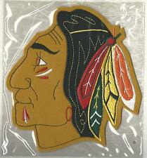 1961 Chicago Black Hawks NHL Hockey Willabee & Ward Official Jersey Patch