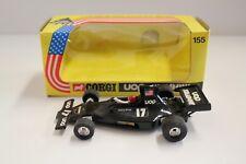 "Corgi No: 155 ""UOP Shadow F/1 Racing Car"" - Black (Original 1973/Boxed)"