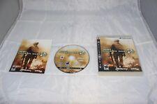 Call of Duty: Modern Warfare 2 (Sony PlayStation 3, 2009) Complete in Box CIB