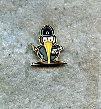 NOC New Zealand 1984 Los Angeles Mascot OLYMPIC Team Games Pin EQUESTRIAN