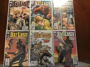 Batlash (2008 DC) 1-6 Complete 1 2 3 4 5 6