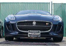 2014-2017 Jaguar F-Type - Removable Front License Plate Bracket Holder