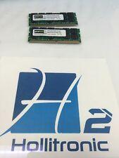 (2) 4GB Memphis 2x4GB MEM512M72D2MRD-3A1
