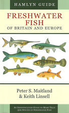 MAITLAND BOOK HAMLYN GUIDE TO THE FRESHWATER FISHES OF BRITAIN & EUROPE bargain