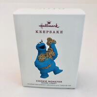Hallmark 2019 Sesame Street Keepsake Ornament Cookie Monster Blue Brand NEW