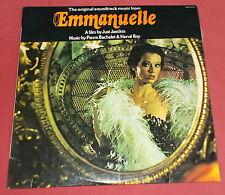 EMMANUELLE LP ORIG ESP BOF / OST BACHELET  JAECKIN