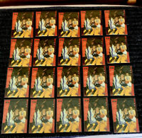 (20) 1999 Omni #32 Yao Ming NOT 2002 FIRST EVER ROOKIE Card Lot China HOF Legend