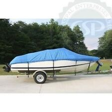 Shore Master 16' to 18.5' 600D Heavy Duty Trailerable Boat Cover *FAST SHIPPING*
