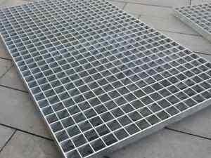 Industrie Gitterrost 600x1000x 30/30 Tragstab 30/3mm  Befahrbar