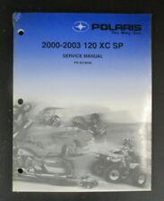 Polaris 2000-2003 120 Xc Sp Snowmobile Service Manual 9918046