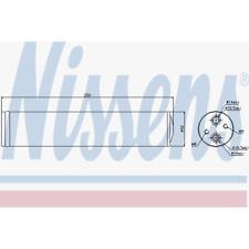 Trockner Klimaanlage - Nissens 95241