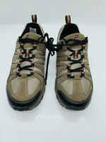 Fila Men's Outdoor Midland Trail Hiking Shoes Brown Orange US 8 *
