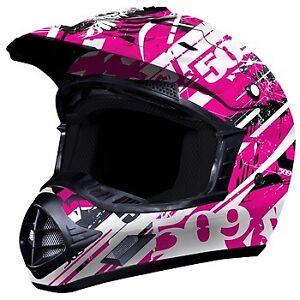 509 Evolution Helmet with goggles