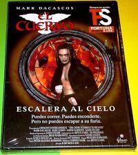 EL CUERVO ESCALERA AL CIELO / Mark Dacascos / English español DVD R2 Precintada