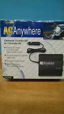 Belkin  AC Anywhere--Belkin DC to AC Inverter--  12volts to 110 AC--Used