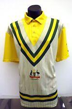Aussie Backyard Cricket The Awesome Ugly Co. Polo Jersey Shirt Sz 2XL Personaliz
