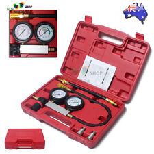 Engine Compression Tester Pressure Test Kit Set Automotive Car Tool Motorcycles