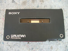 NOS Sony WM-D6 Professional Walkman with Case