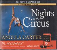Angela Carter Nights At The Circus Playaway Digital MP3 Audio Book Unabridged