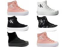 Calvin Klein Jeans Polacchine Trendy Donna ZABRINA CANVAS RE9245 e ZAZAH NYLON
