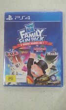 Hasbro Family Fun Pack 4 Great Games IN 1 PS4 (NEW)