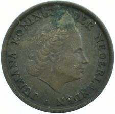 COIN / THE NETHERLANDS / 1 CENT 1950  #WT17457