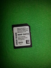 NISSAN Connect Navigator SD CARD MAP  25920-1KAOB Europe  ORIGINALE