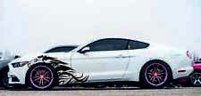 Ford Mustang 2000-2020 Horse tribal vinyl decal sticker