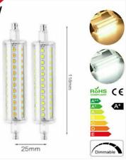 J118/J78 SMD COB LED Security Flood Light Bulb R7s Replaces Halogen Floodlight
