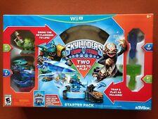Skylanders Trap Team Starter Pack - Wii U - LIKE NEW (played once)