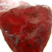 Gemmy Pink Rhodochrosite Mineral Specimen Unpolished 33.8g 32mm Argentina