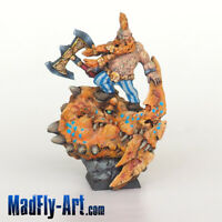 Dwarf Wild Chieftain #3 MASTERS6 painted MadFly-Art