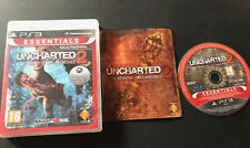 Uncharted El Tesoro de Drake PS3 Play Station 3 PAL ESPAÑOL