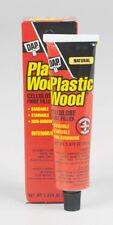 DAP Plastic Wood Filler Paintable Sandable Wall Nail Holes NATURAL 1.87oz 21500