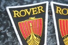 Old Rover Cloth Badge / Patch ~~ Jackets Overalls etc