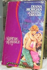 CRYSTAL DREAMS by DIANA MORGAN 1983 PB