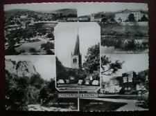 POSTCARD RP DERBYSHIRE CHESTERFIELD & DISTRICT MULTI VIEW