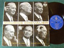 MAURICE CHEVALIER : La marche de Ménilmontant - LP 11/1964 french RCA 530.003